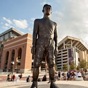 Texas A&M 12th Man Statue
