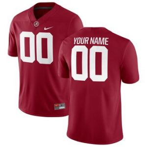 Alabama Custom Jerseys