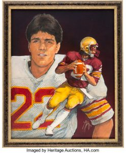 Doug Flutie Boston College Heisman