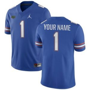 Florida gators Custom jerseys