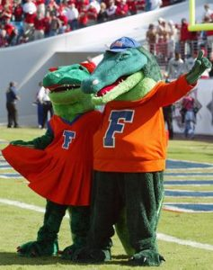 Florida Gators Mascots