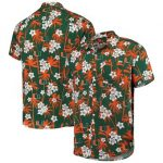 Miami Hurricanes Hawaiian Shirts