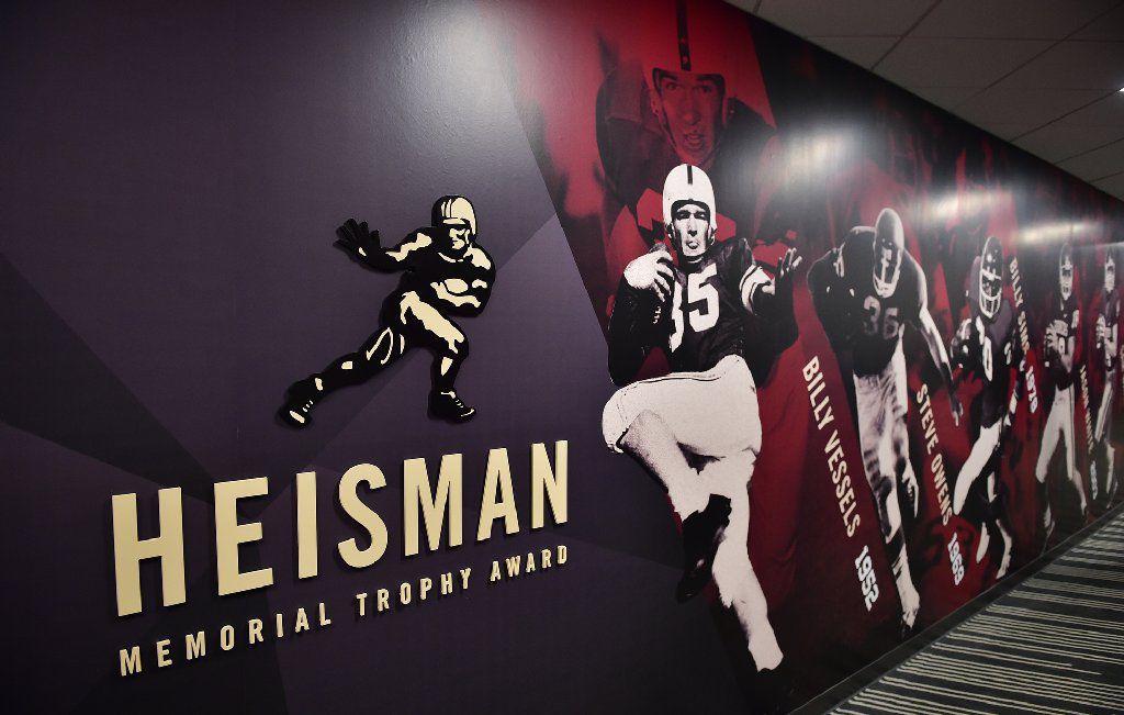 Top Heisman Schools