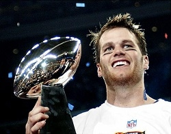 Super Bowl MVP Tom Brady