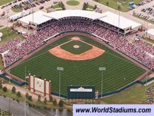 UA's Baum Stadium