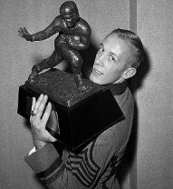 Pete Dawkins became Army's 3rd Heisman winner in 1958.