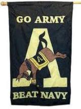 When it comes to football, Army has one primary mission. Beat Navy!