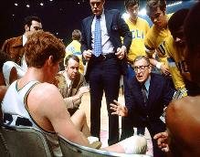 With 7 consecutive national championships (1967-73), the John Wooden led Bruin dynasty boosted UCLA to the top ranked position.