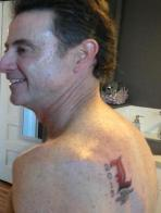 Rick Pitino The U of L head coach guided the Cardinals to the 2013 NCAA Basketball championship and has the tattoo to prove it!