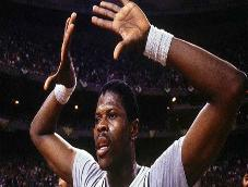 The Center of Attention While starring for Georgetown in the early 80s, Patrick Ewing and the Hoyas made 3 Final Four appearances and won 1 national championship from (1982-85).