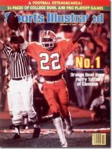 Clemson Championship Seasons - Clemson earned the nation's top spot in 1981 and has been a dominant ACC force