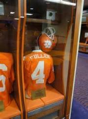 Clemson Football Legends Former CU stars still maintain locker space in the Tigers locker room.