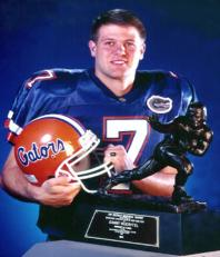 Wuerffel became Florida's second Heisman winner in 1996.