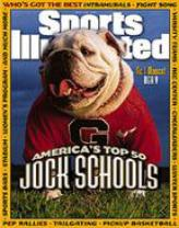Rated Number 1 Uga V was featured on the cover of Sports Illustrated in 1997 and College Football's top mascot.