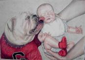 Georgia Bulldogs Prints Find Bulldawg Baptism, Someday and more!