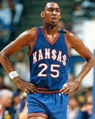Danny Manning Former KU star Danny Manning is the program's only Naismith Award winner that honors college basketball's top player. Manning won the award in 1988 while leading the Jayhawks to a national championship.