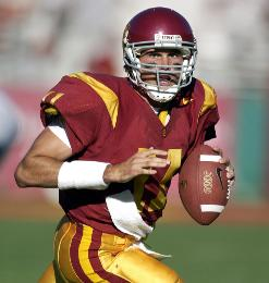Along with winning a Heisman Trophy, Matt Leinart led USC to two national titles