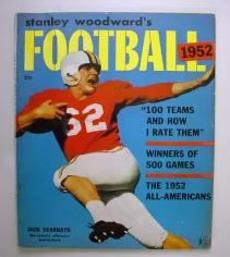 Maryland's Top Heisman Finalist Jack Scarbath The Terps star finished second in the 1952 Heisman Trophy race. Scarbath was edged out by Oklahoma's Billy Vessels by a 525 to 367 vote margin.