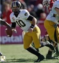 Chase Daniel threw for 4,306 yards and 33 TD's in 2007 while leading the Tigers to a 12-2 season.