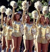 "The Missouri ""Golden Girls"" add lots of cheer to Missouri Tigers Football"