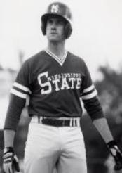 MSU Golden Spikes Award Winner Will Clark - 1985 Former Bulldogs star Will Clark won the award in 1985 as he helped the Dogs make it to the CWS that season. Clark batted a career school record .391while at State. Clark played 15 MLB seasons and was a 6-time All-Star