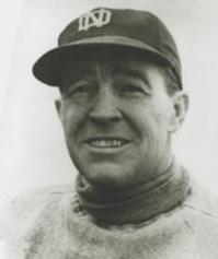 Former Irish Coach Frank Leahy