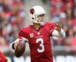 Carson Palmer By the Numbers Arizona QB #3 Drafted by Bengals 1st overall pick in 2003 6-5/230 Born: 12/27/79 Fresno, CA