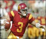 Carson Palmer became the first USC QB to win the Heisman Trophy