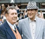 AU's Shug Jordan and Bama's Bear Bryant