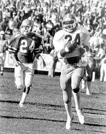 Scott's 4Q heroics in 1980 helped UGA secure a national title