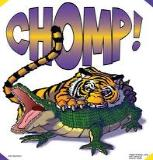 "Although this graphic illustrates this Gator as being ""Tiger Bait"", Florida holds the upper hand in the series that features heavy weights from the SEC East and West Divisions."
