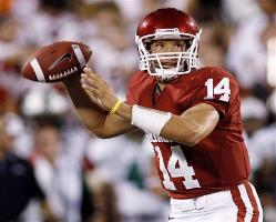 The 2008 Heisman winner became the 5th Oklahoma Sooner to win the Heisman Trophy as he edged out Colt McCoy and Tim Tebow for college football's biggest award.
