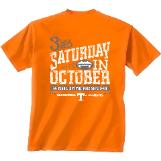 Tennessee vs Alabama Shirt Celebrating the 3rd week in October