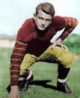 "The Duke Before suiting up as the ""Duke"" and becoming a famous movie star, Marion Morrison toiled as a lineman for the Trojans before assuming the name, John Wayne"
